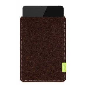 iPad Sleeve Trüffelbraun
