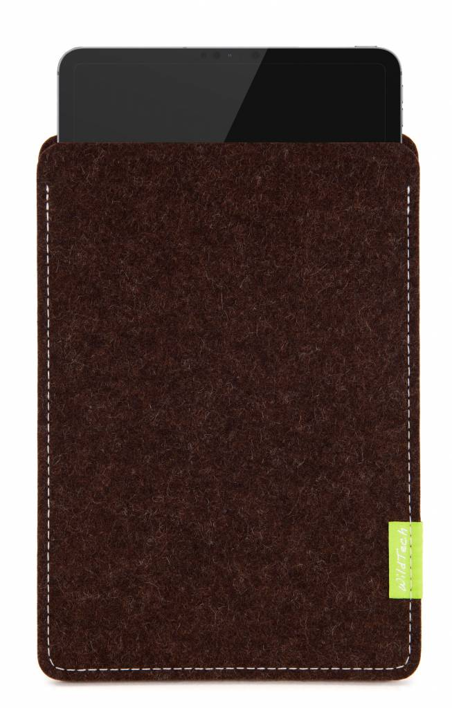 iPad Sleeve Truffle-Brown-1