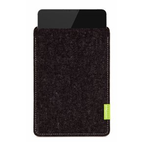 iPad Sleeve Anthrazit