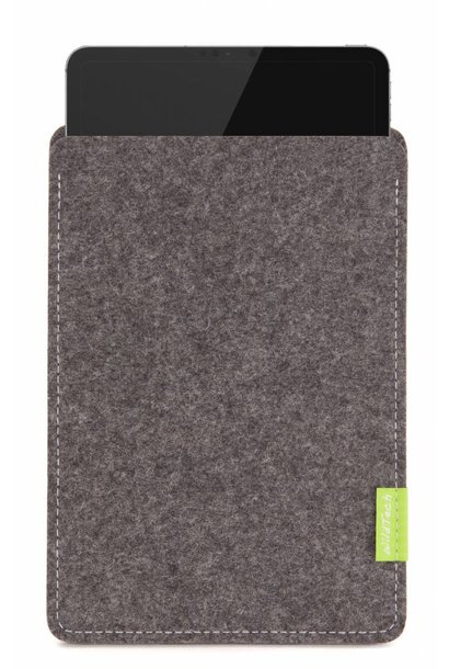 iPad Sleeve Grau