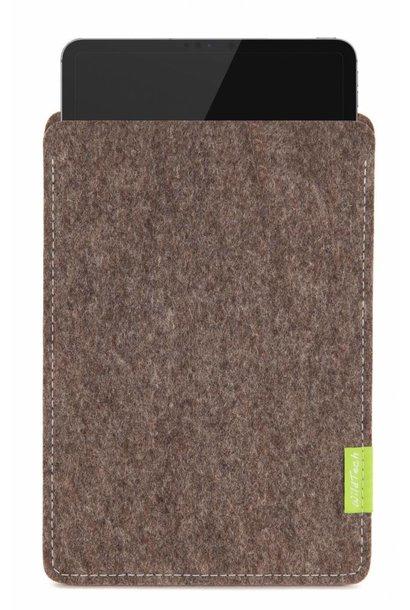 iPad Sleeve Natur-Meliert