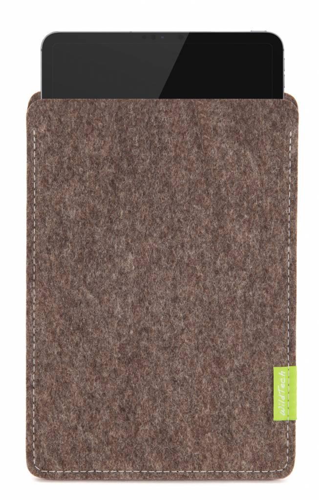 iPad Sleeve Natur-Meliert-1
