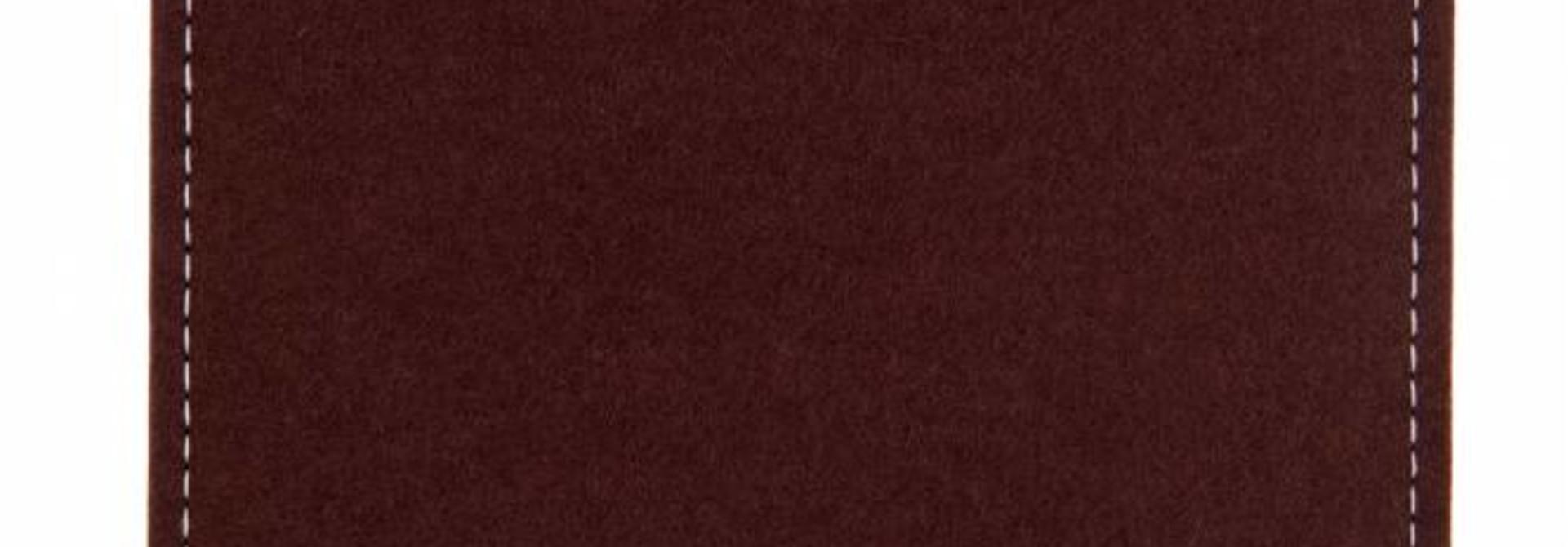 Intuos Sleeve Dark-Brown