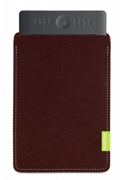 Intuos Sleeve Dark-Brown