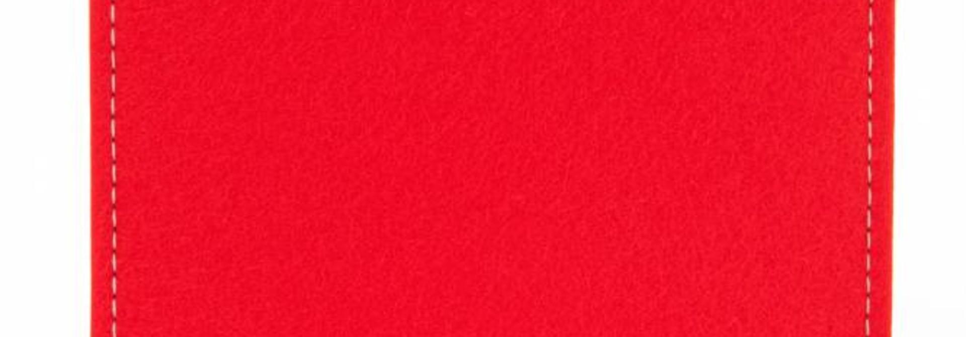 Intuos Sleeve Light-Red