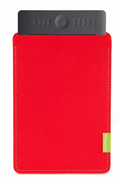 Intuos Sleeve Light-Red