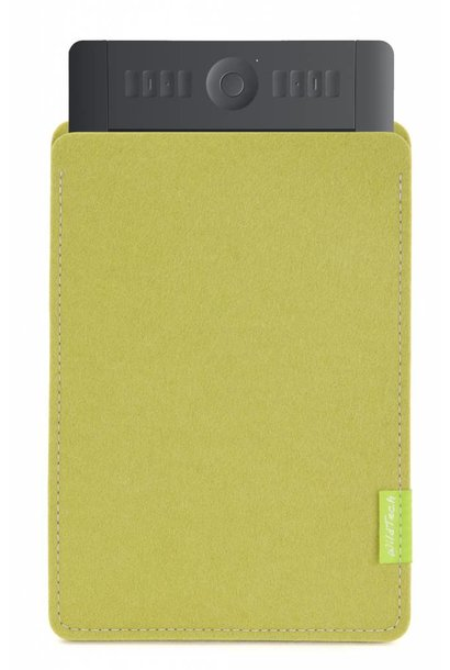 Intuos Sleeve Lime-Green