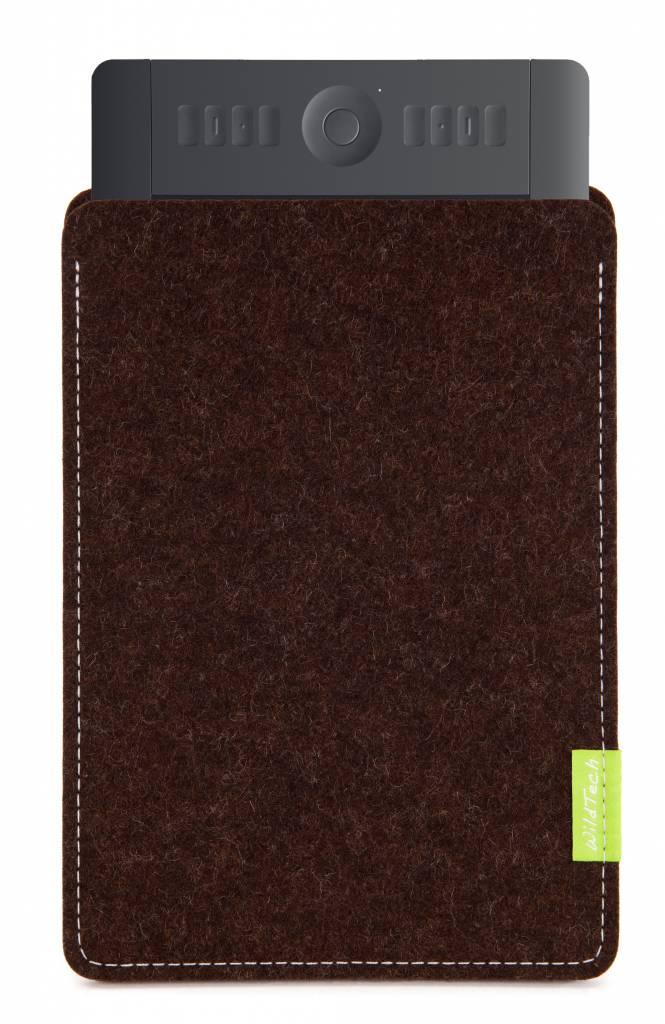 Intuos Sleeve Truffle-Brown-1