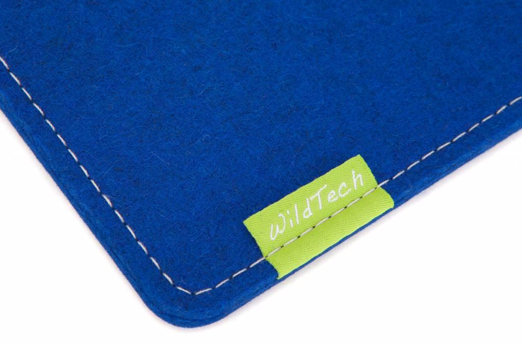 Individuelles Tablet Sleeve Azure-2