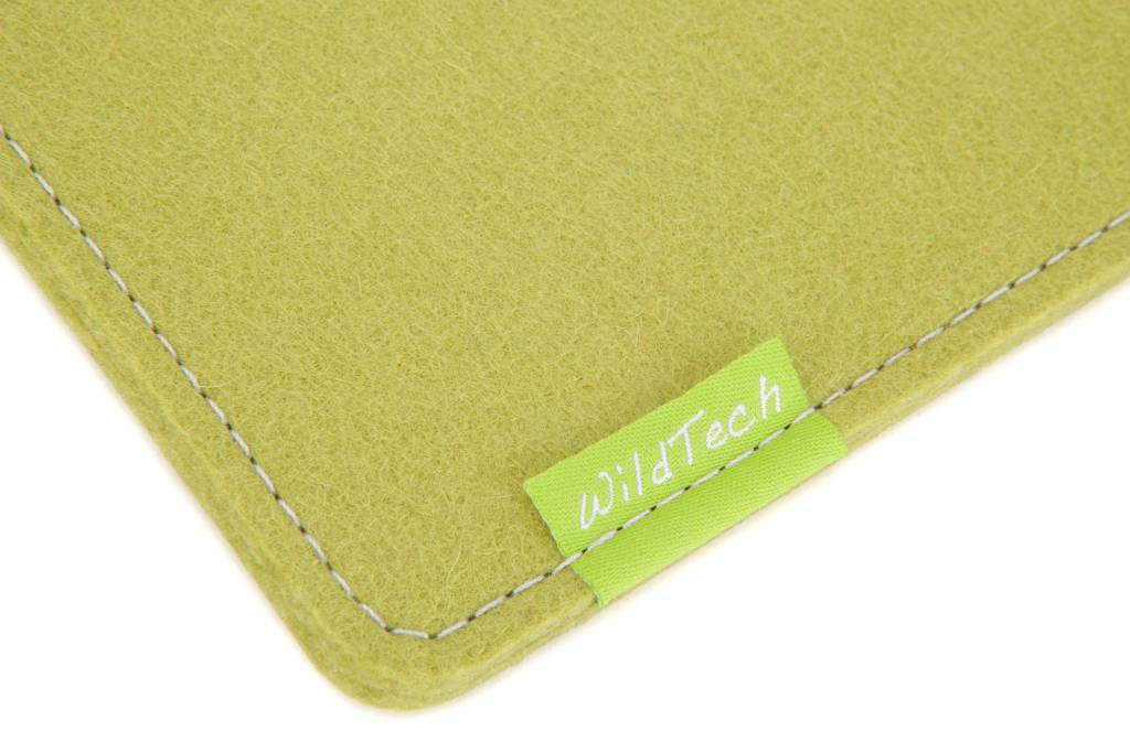 Individual Tablet Sleeve Lime-Green-2