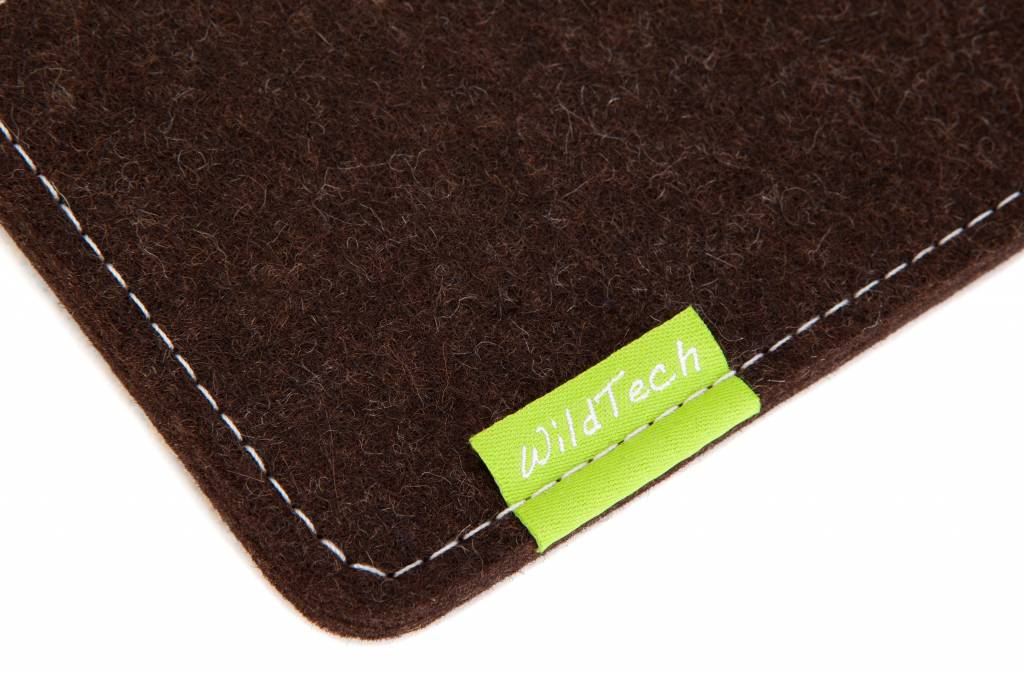 Individual Smartphone Sleeve Truffle-Brown-2