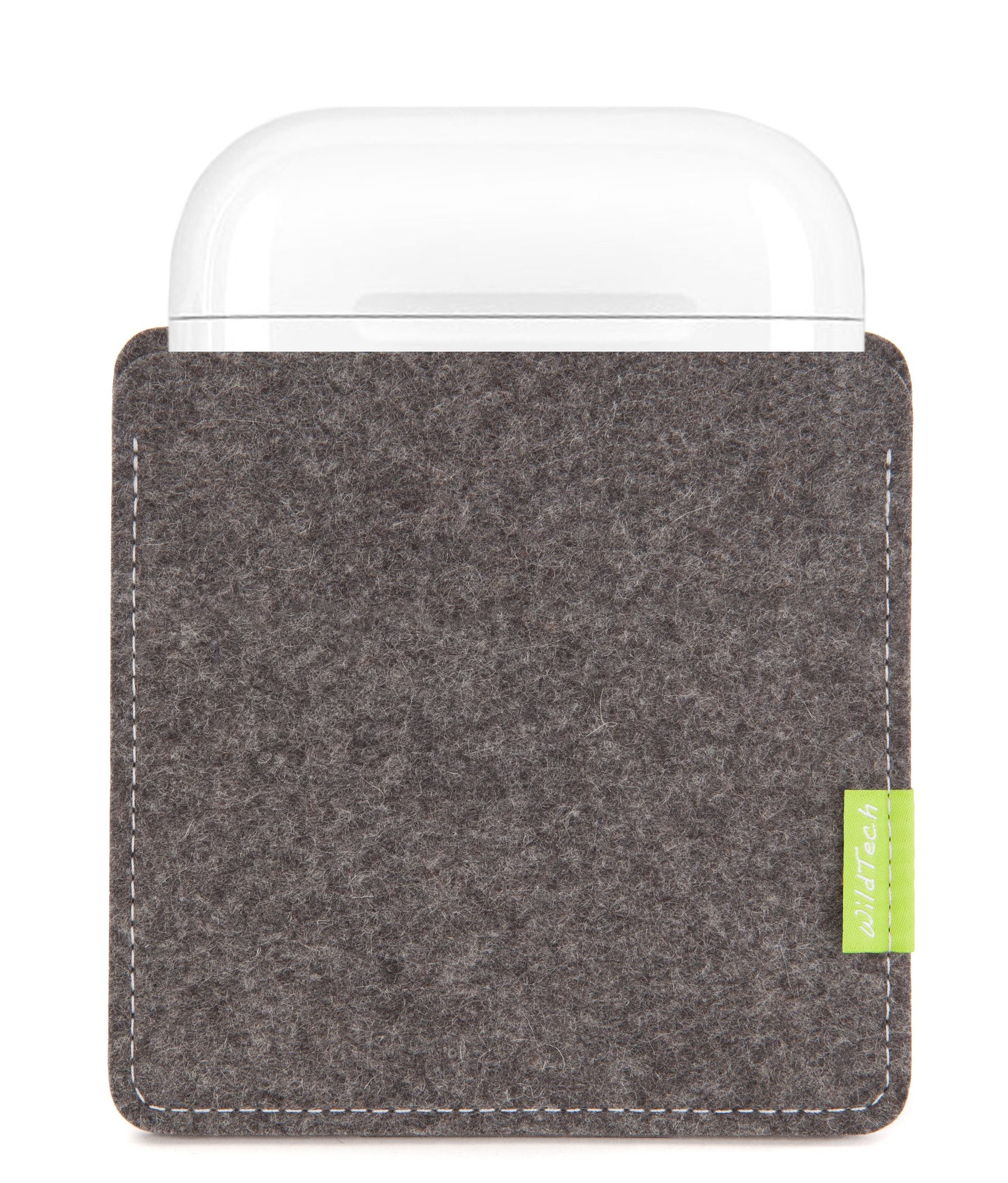 AirPods Sleeve Grau-2