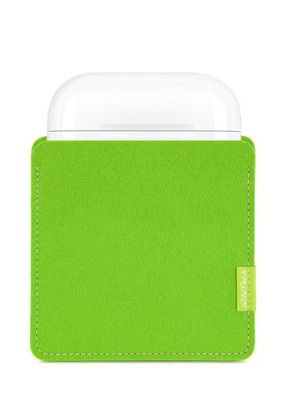 AirPods Sleeve Bright-Green