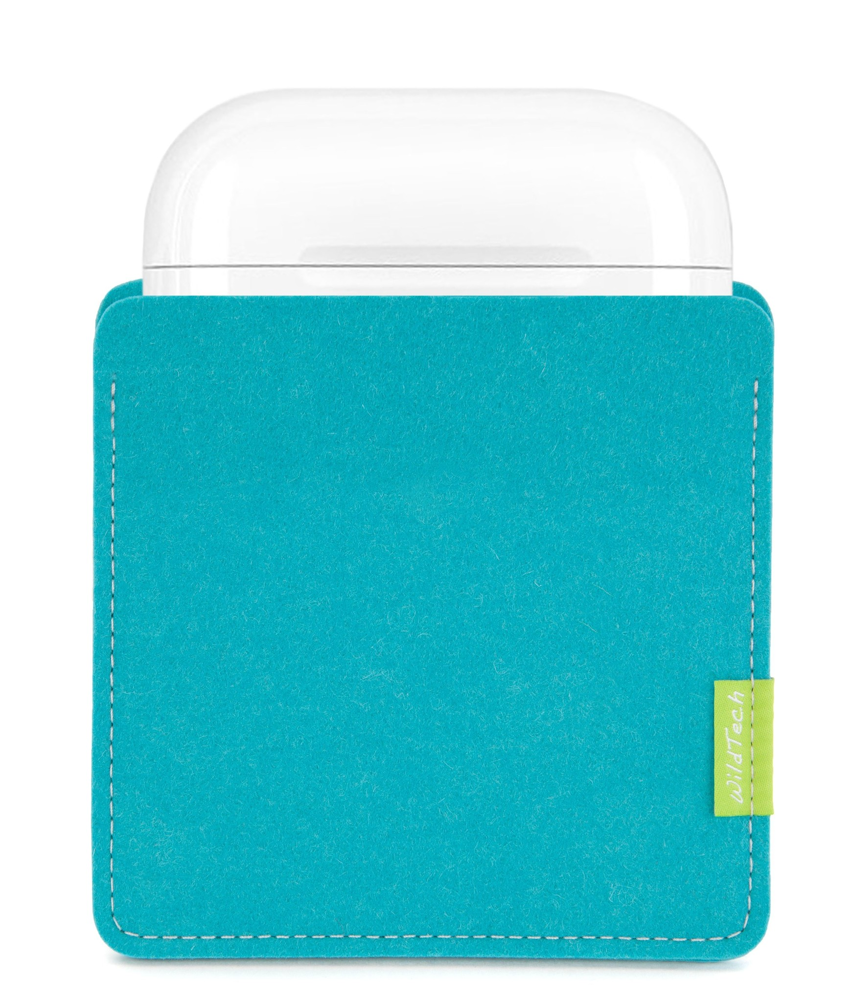 AirPods Sleeve Turquoise-2