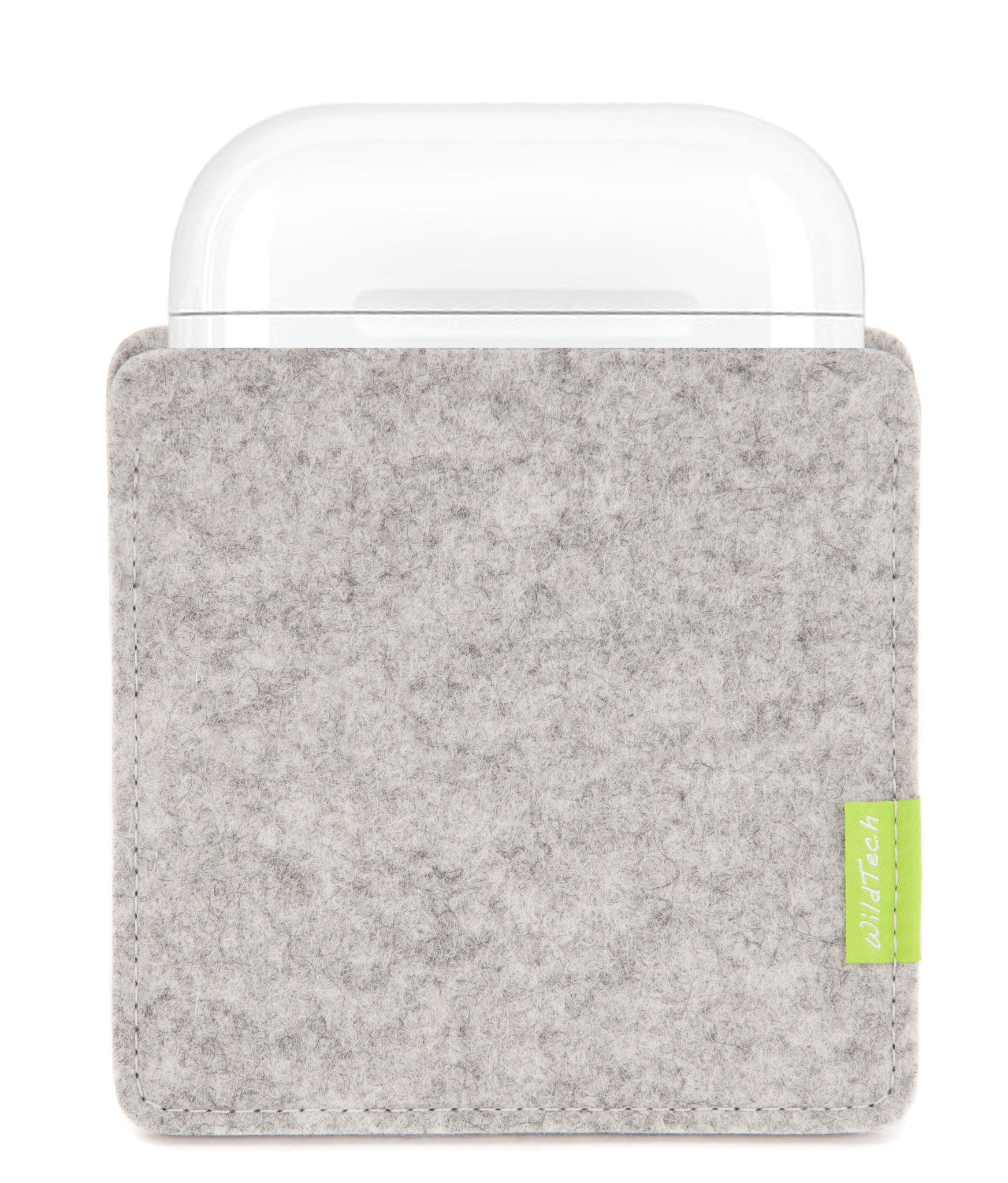 AirPods Sleeve Light-Grey-2