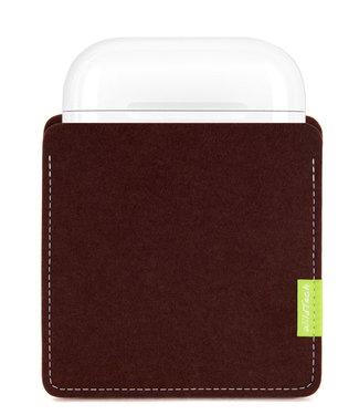 Apple AirPods Sleeve Dark-Brown