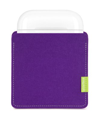 Apple AirPods Sleeve Purple