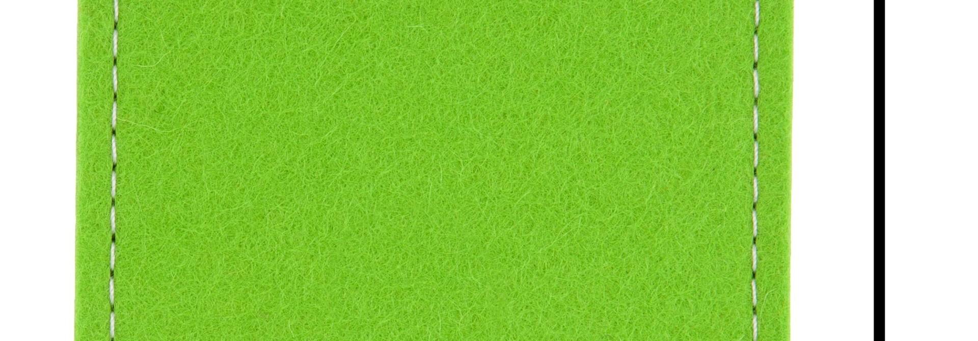 Individual Smartphone Sleeve Bright-Green