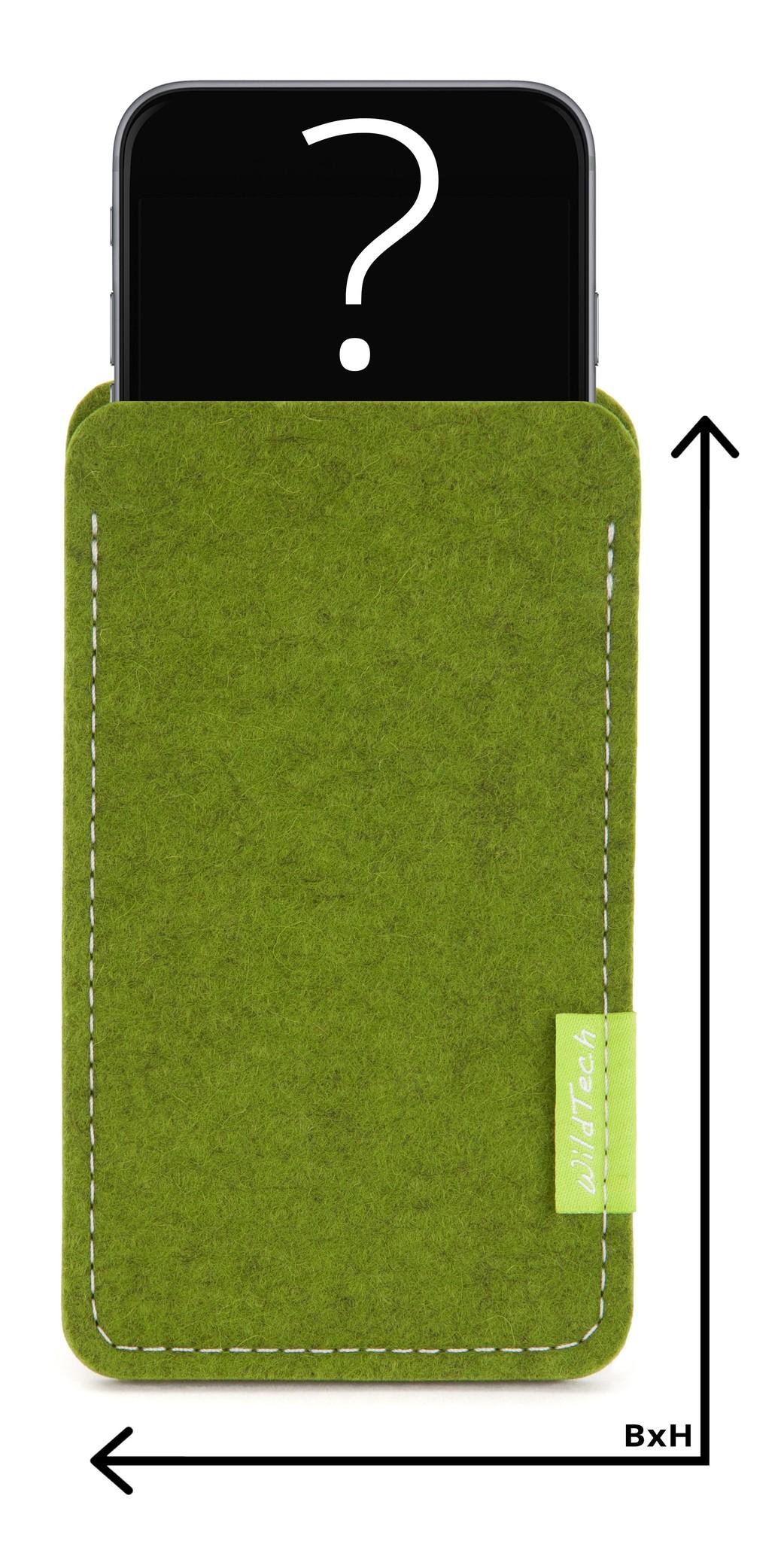 Individuelles Smartphone Sleeve Farn-1