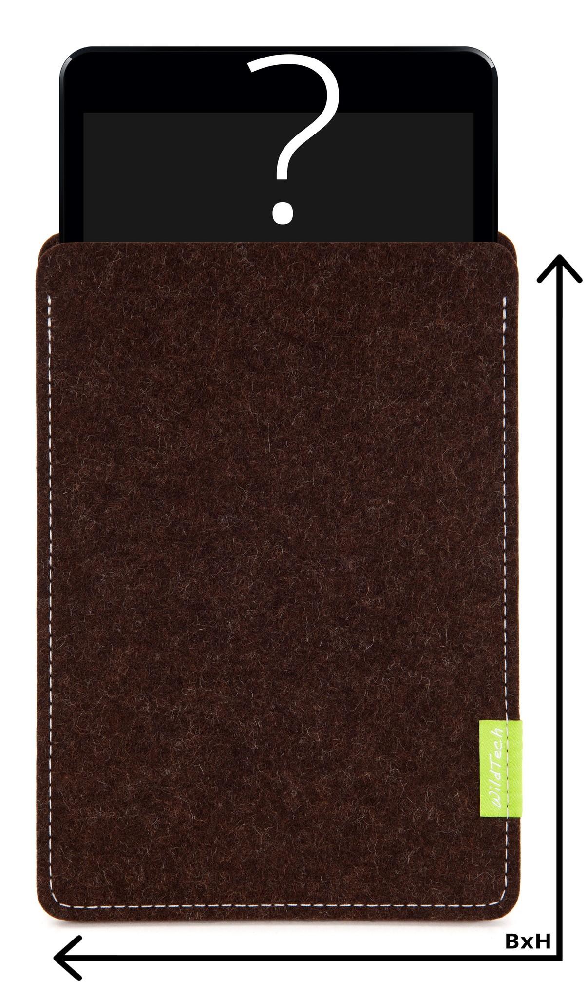 Individual Tablet Sleeve Truffle-Brown-1