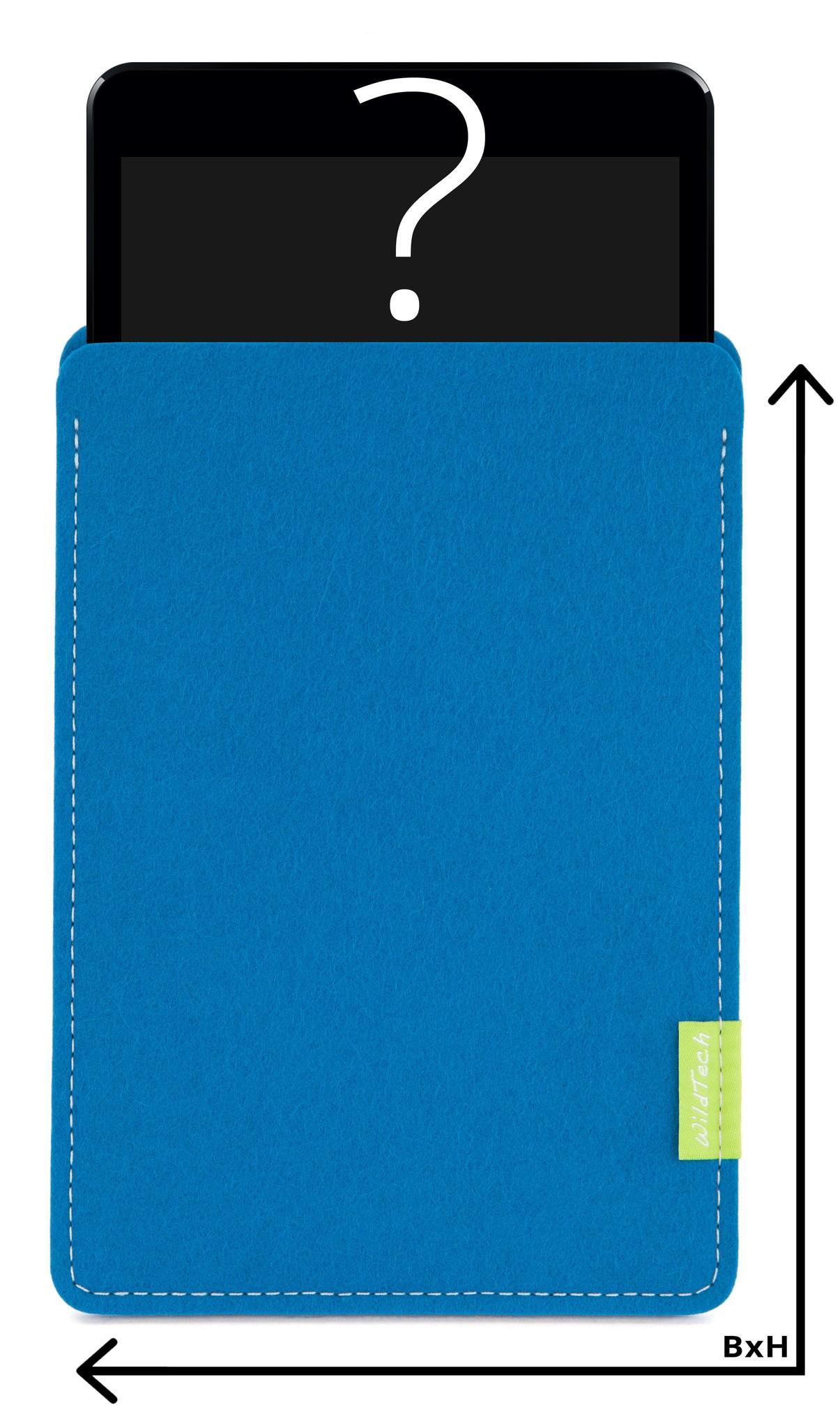 Individual Tablet Sleeve Petrol-1