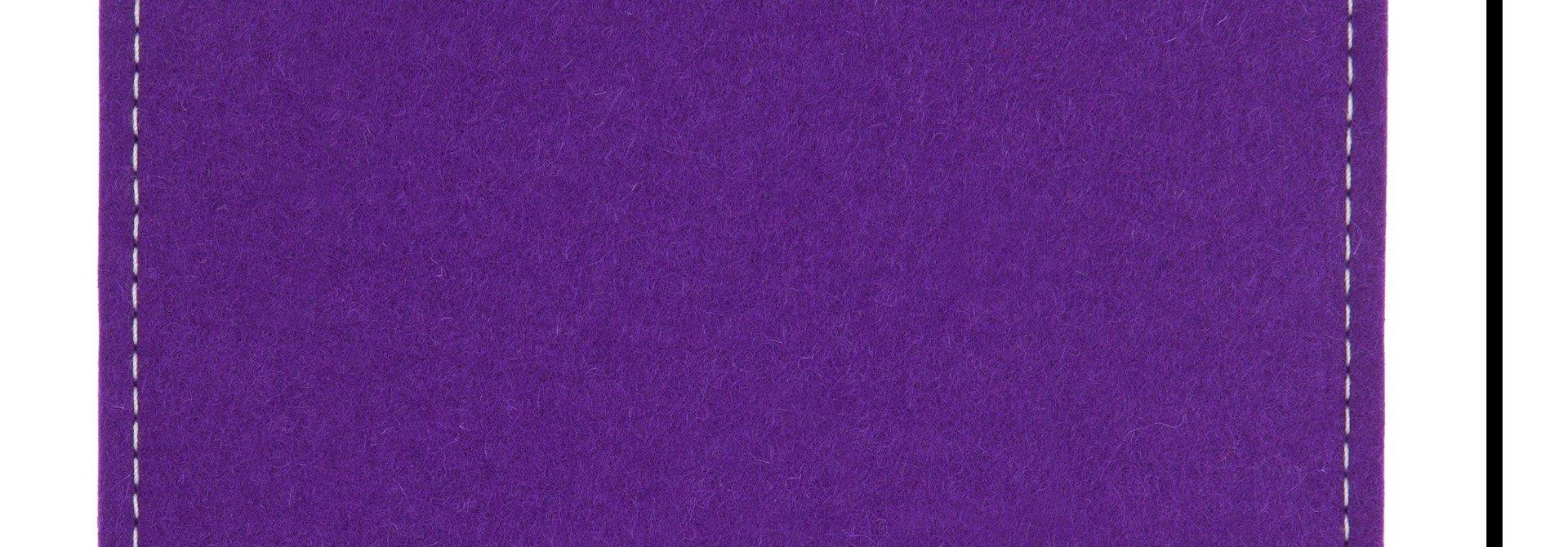 Individual Tablet Sleeve Purple
