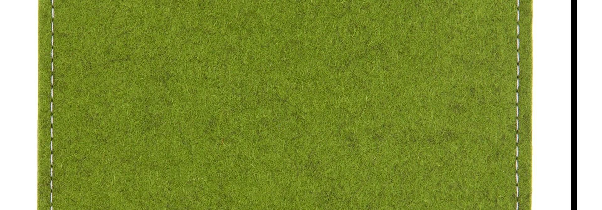 Individual Tablet Sleeve Farn-Green