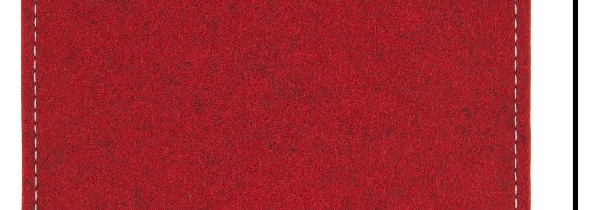 Individual Notebook Sleeve Cherry