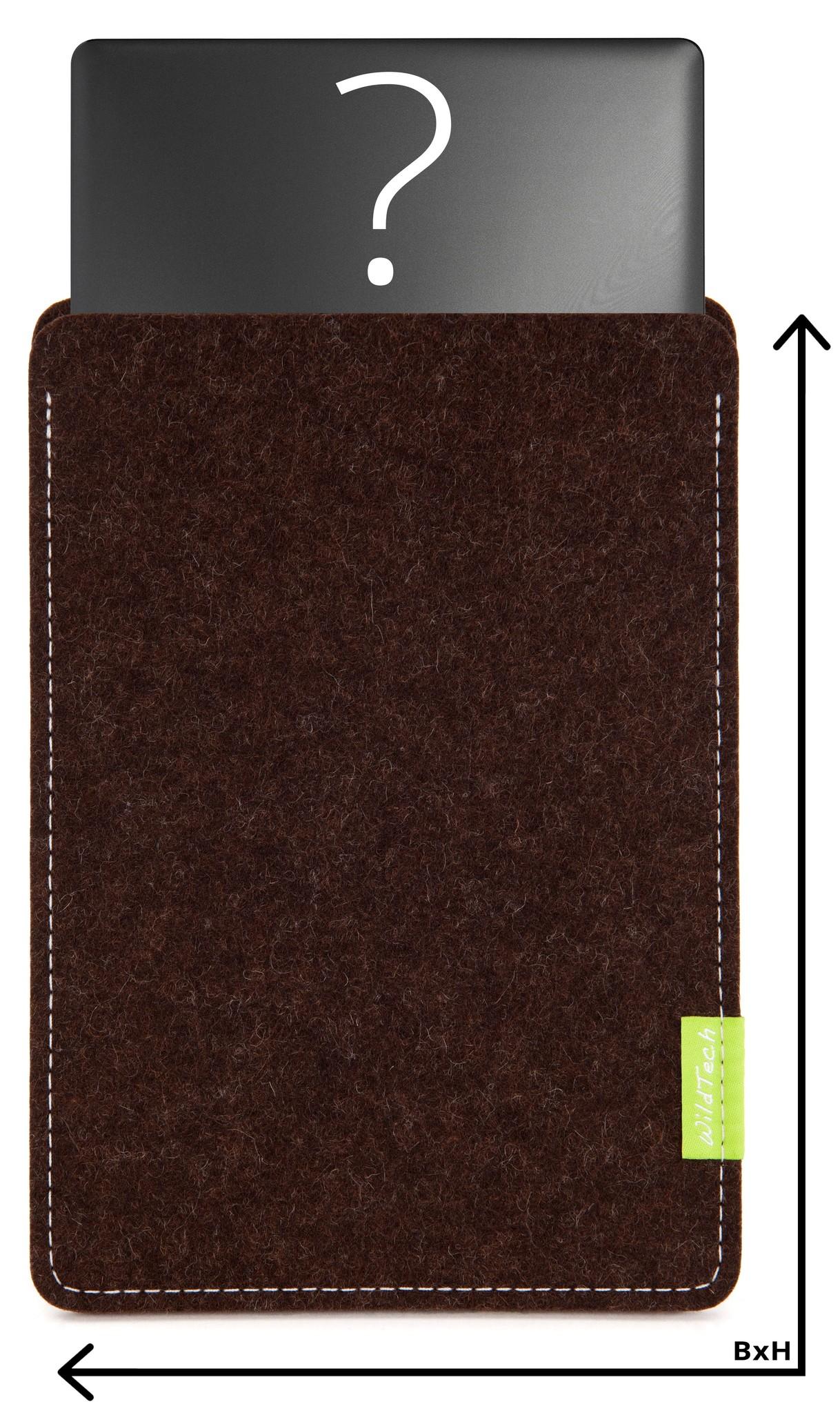 Individual Notebook Sleeve Truffle-Brown-1