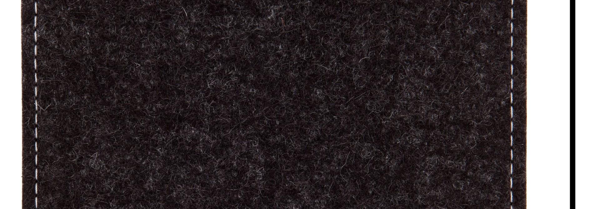 Individuelles Notebook Sleeve Anthrazit