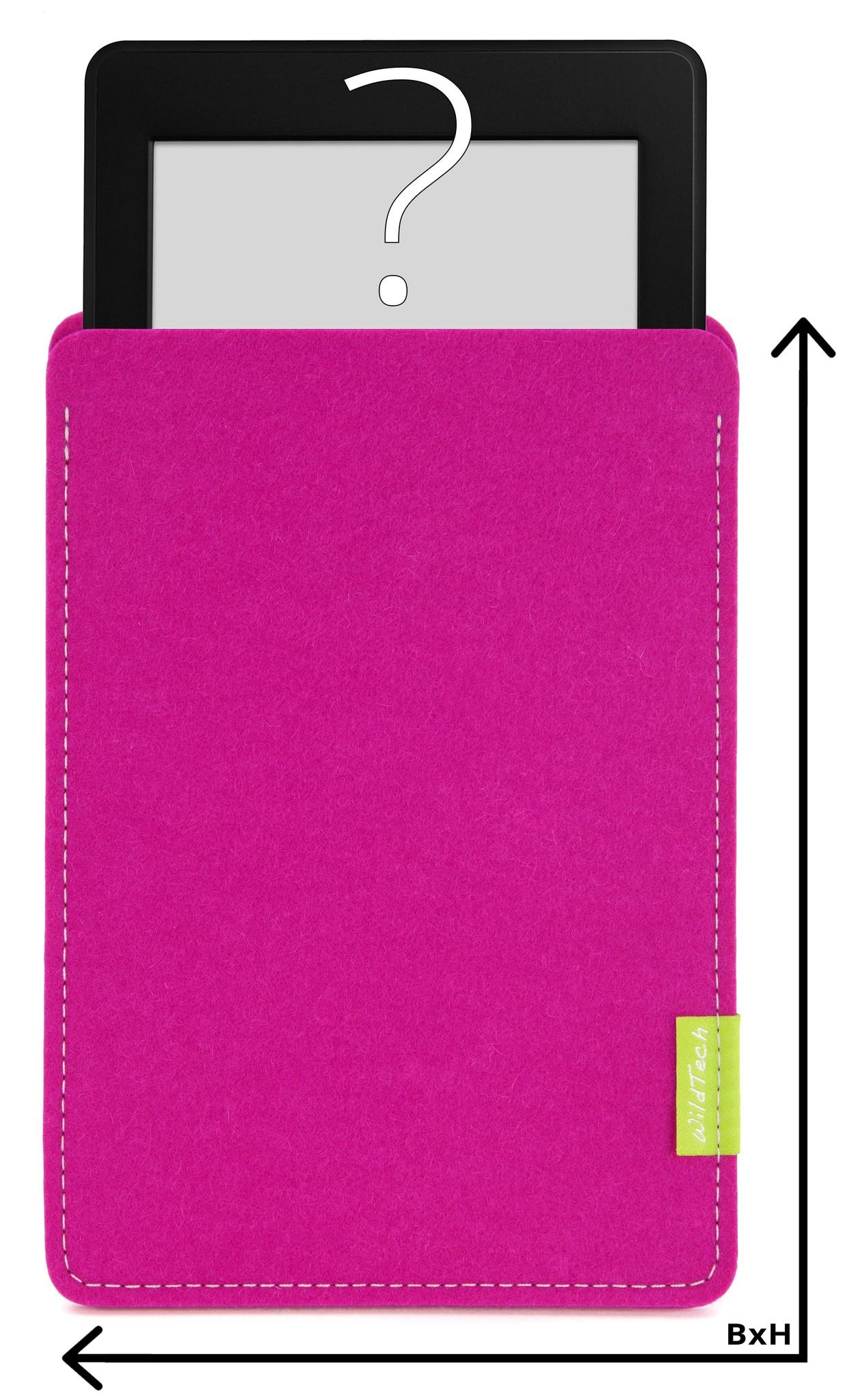 Individuelles eBook Sleeve Pink-1