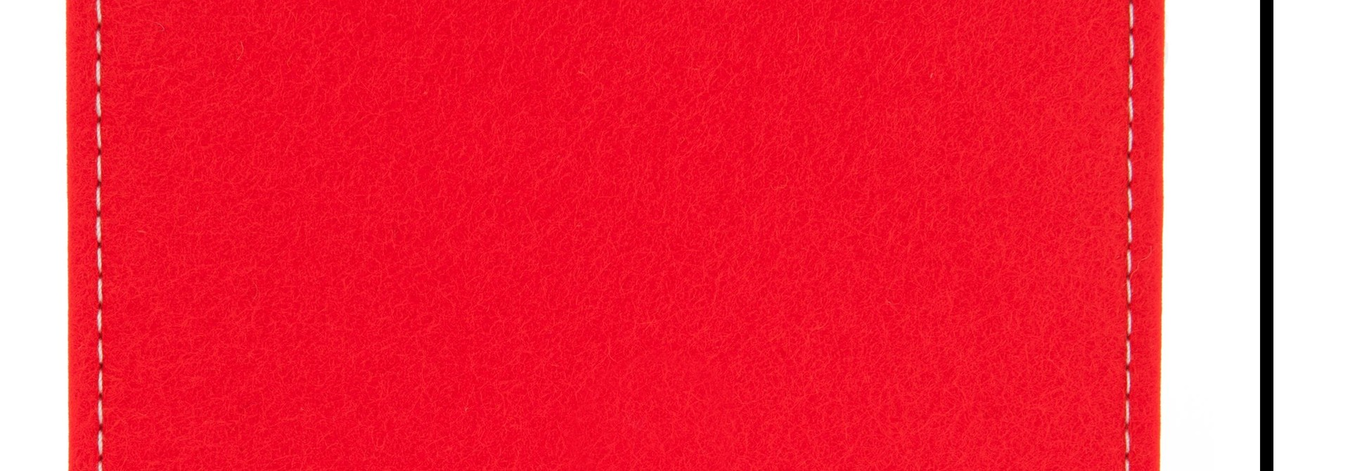 Individual eBook Sleeve Bright-Red
