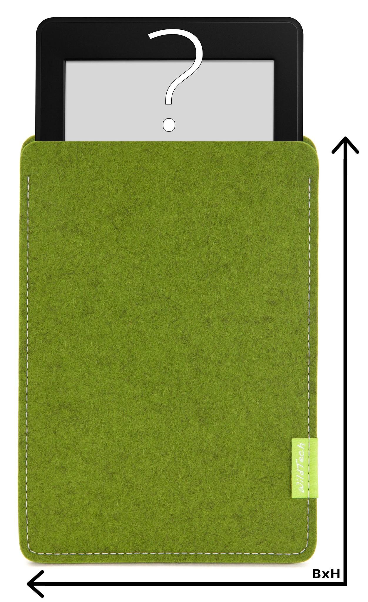 Individuelles eBook Sleeve Farn-1