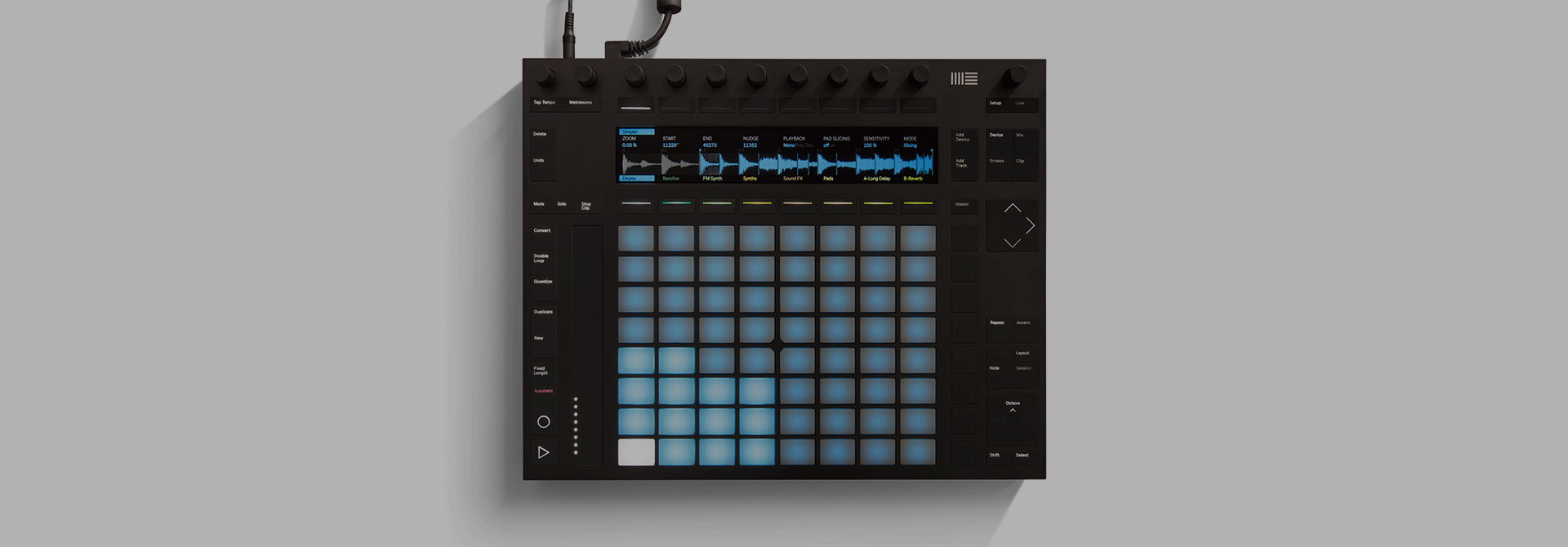 Ableton Push DeckCover