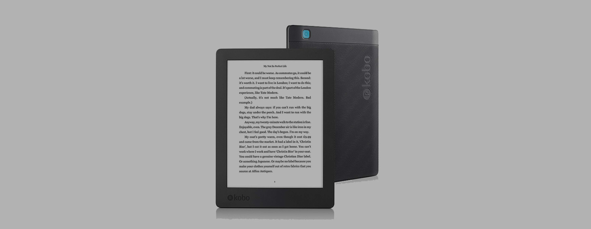 Kobo eBook Reader Sleeve