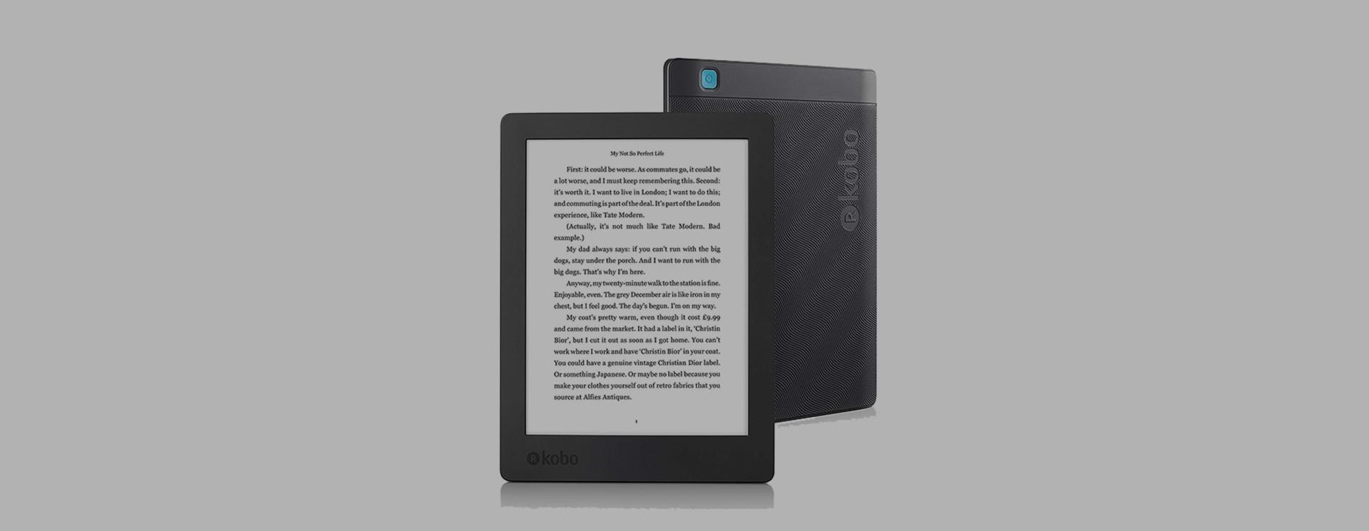 Kobo eBook Reader Sleeves & Hüllen