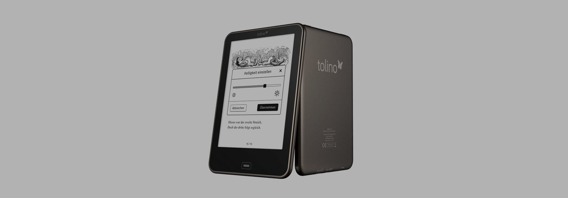 Tolino eBook Reader Sleeves