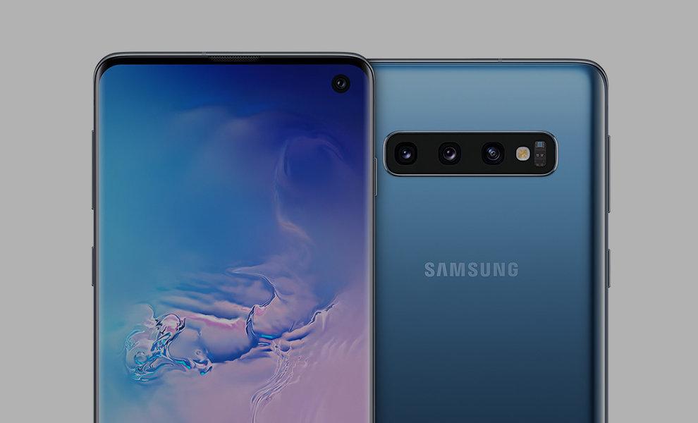 Samsung Galaxy S10, S10 Plus, S10e Sleeves & Hüllen
