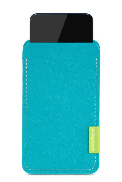 Sleeve Turquoise
