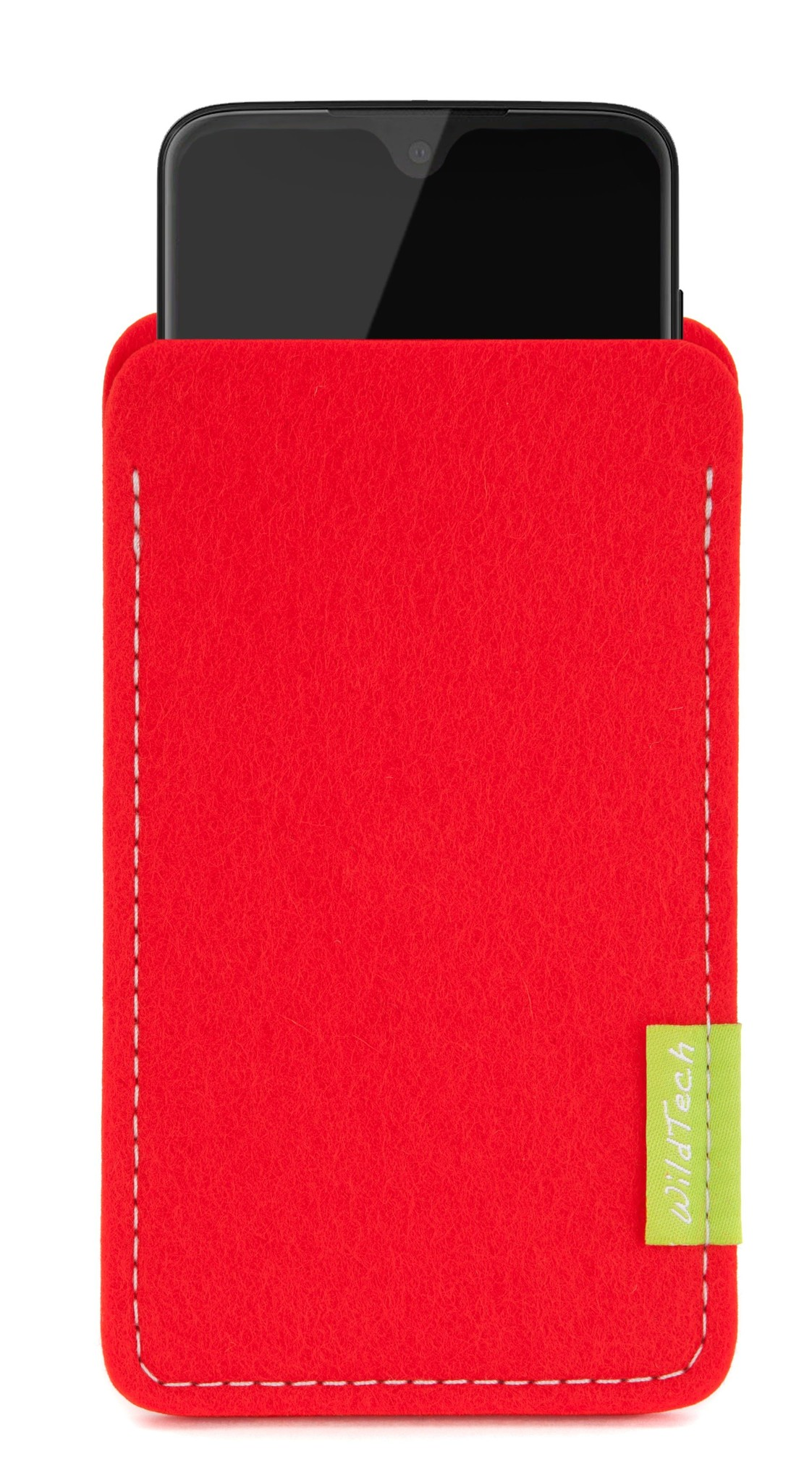 Moto Sleeve Bright-Red-1