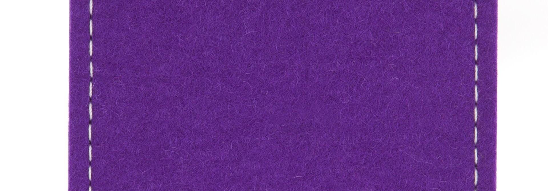 Moto Sleeve Purple