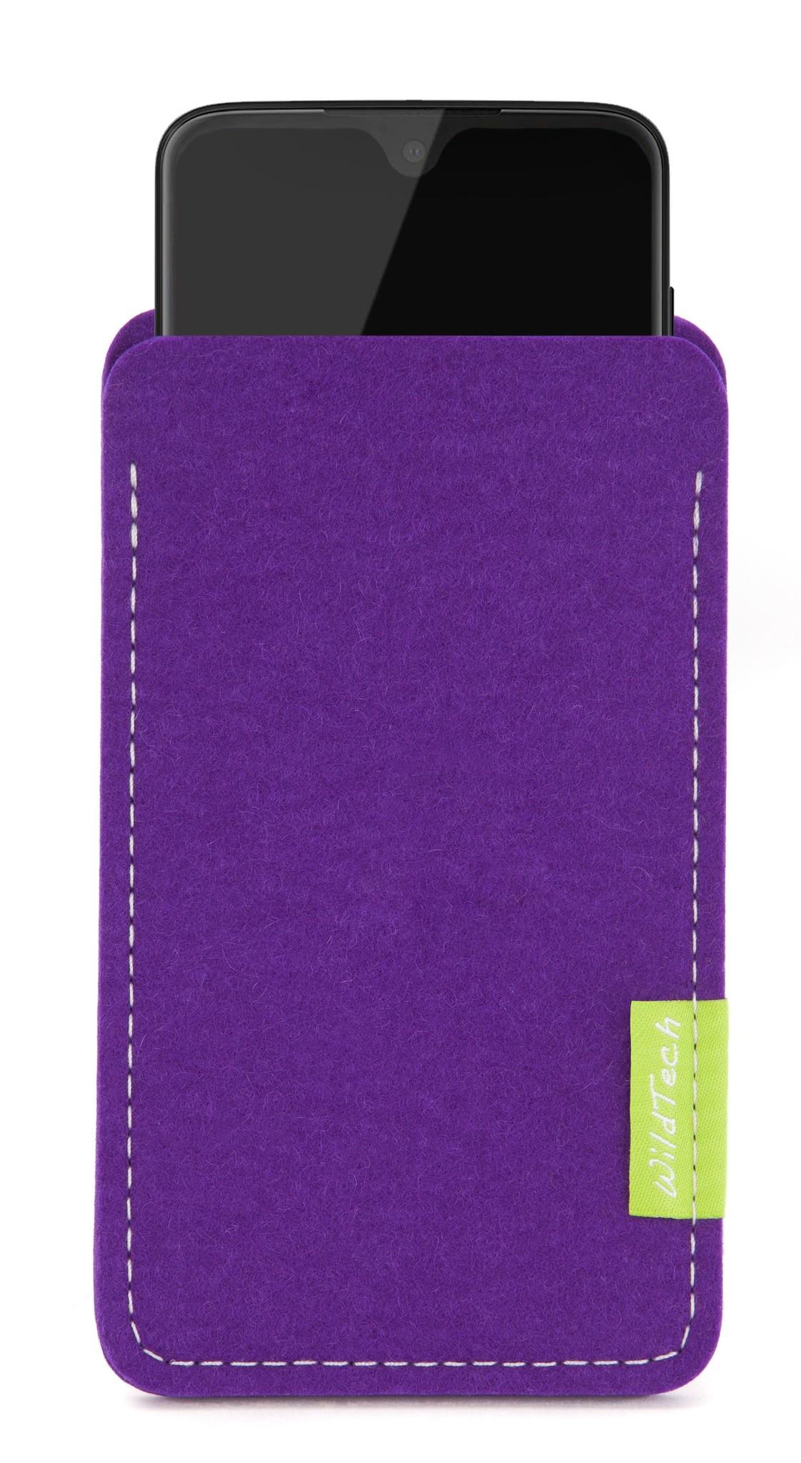 Moto Sleeve Purple-1
