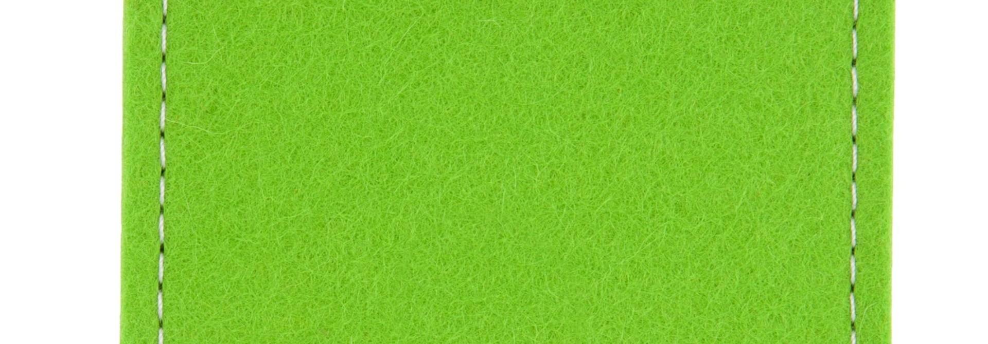 Moto Sleeve Maigrün