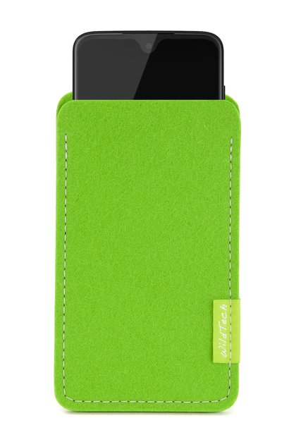 Moto Sleeve Bright-Green