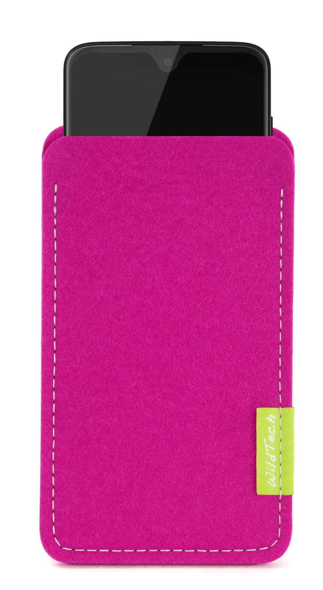 Moto Sleeve Pink-1