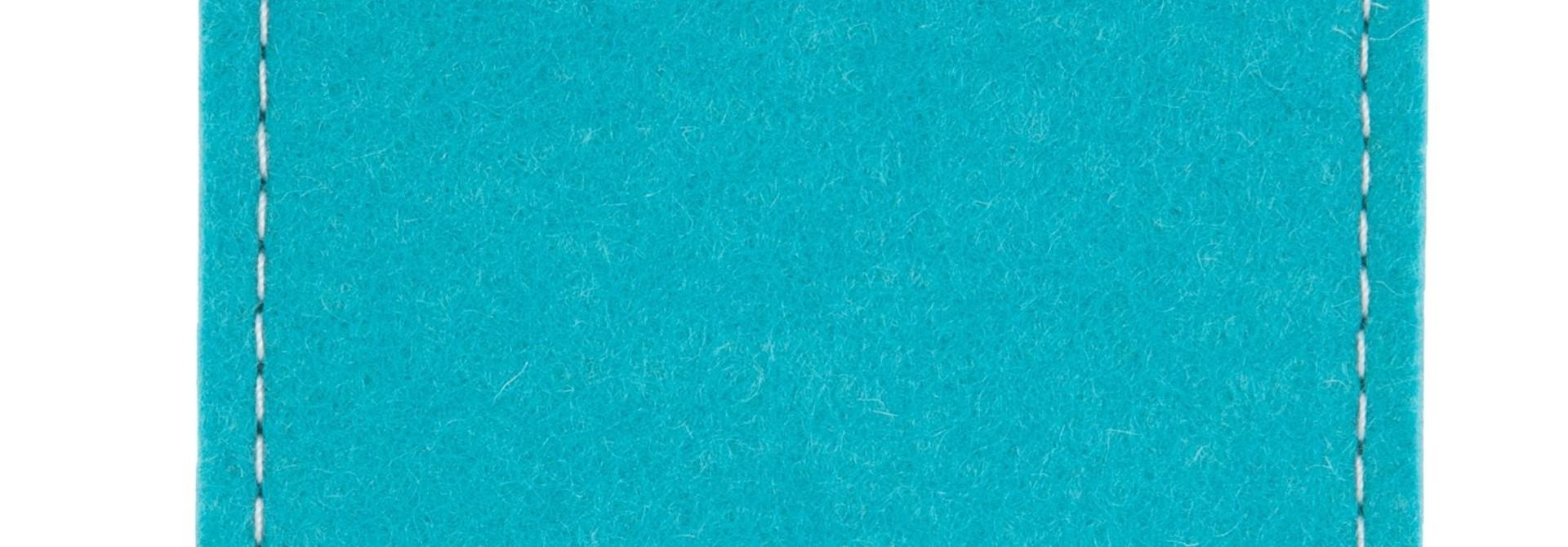 Moto Sleeve Turquoise