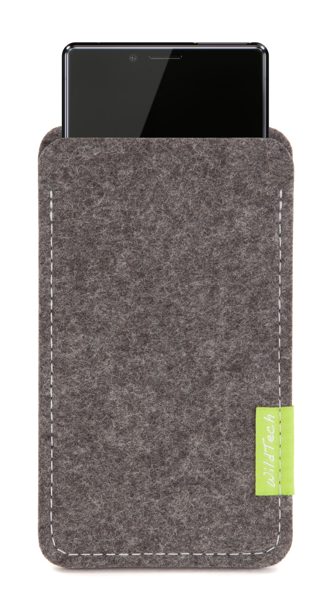 Xperia Sleeve Grau-1