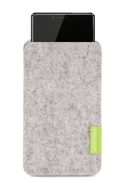 Xperia Sleeve Light-Grey