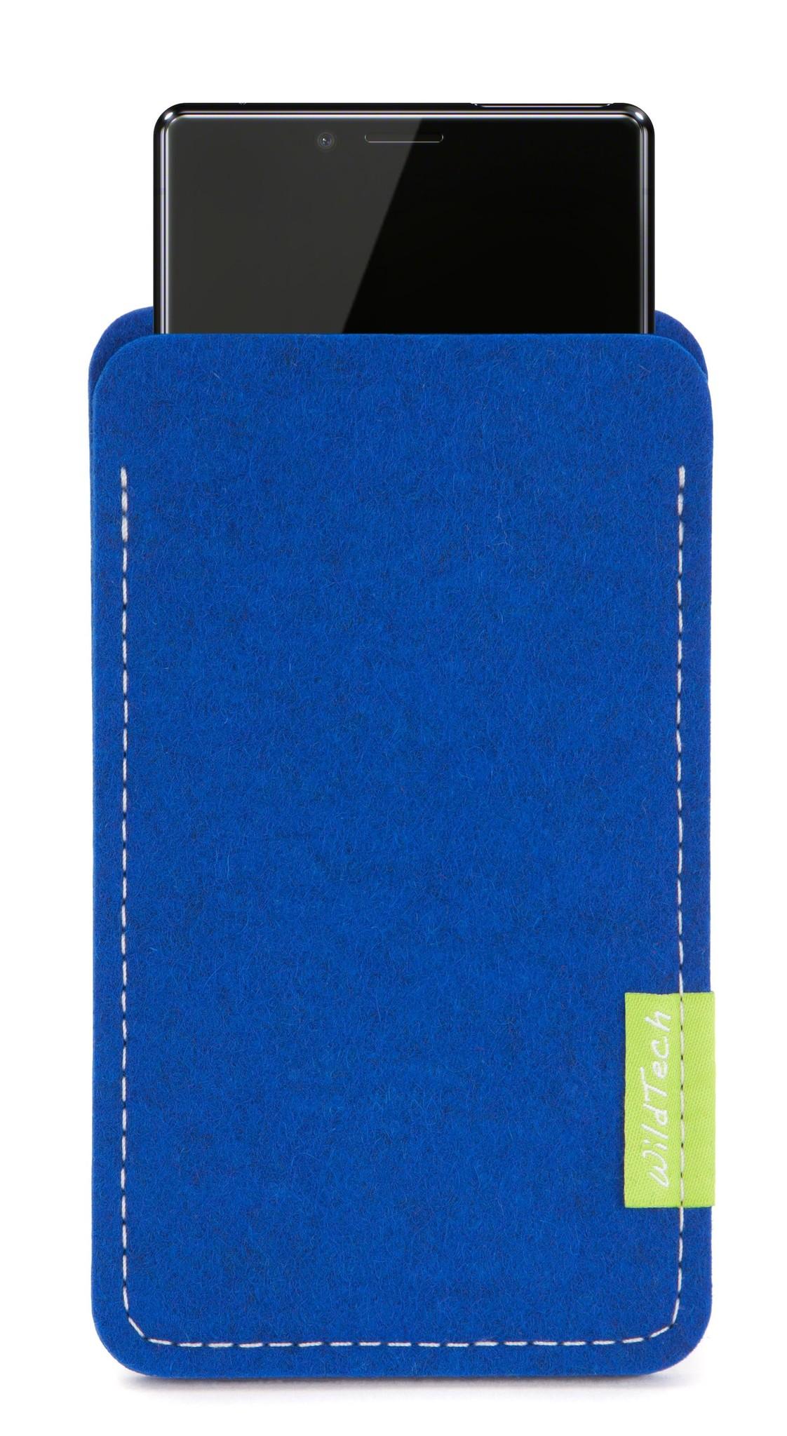 Xperia Sleeve Azure-1