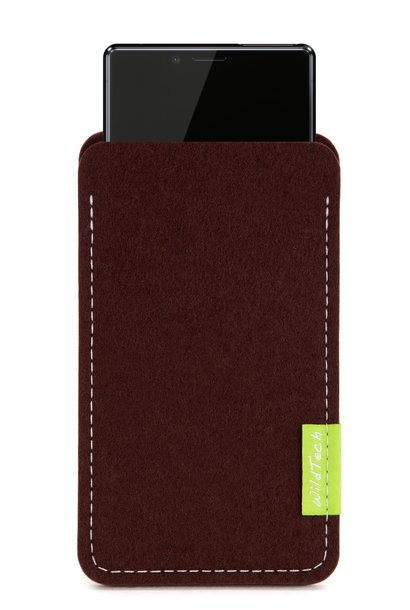 Xperia Sleeve Dark-Brown